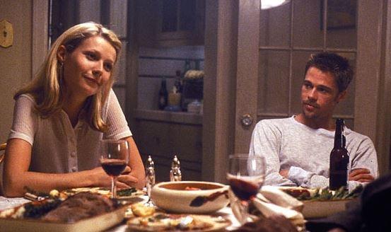 """""""О мой Брэд..."""" - Гвинет Пэлтроу вспомнила о депрессии после разрыва с Питтом, Гузеева рассказала, что он - ее идеал"""