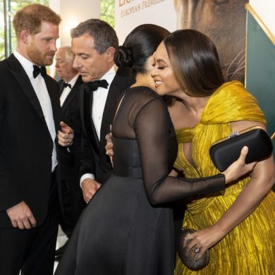 Хочется провалиться со стыда - Принц Гарри выпрашивает работу у президента Disney (видео)