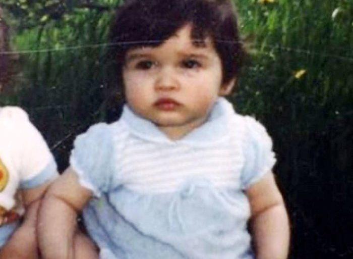 Ксения Бородина доказала, что не делала пластику губ - Детское фото просто обворожительно