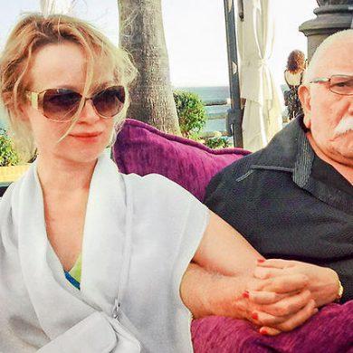 """Цымбалюк-Романовская: """"Квартиры мне подарил любящий муж"""""""