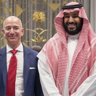 Мутный тип - ООН обвиняет саудовского принца во взломе телефона Джеффа Безоса