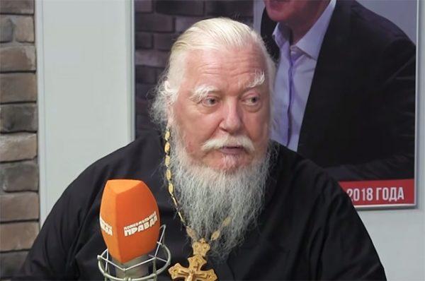 """""""Гражданская жена - проститутка"""" - Протоиерей Смирнов отжег речь в праведном гневе"""