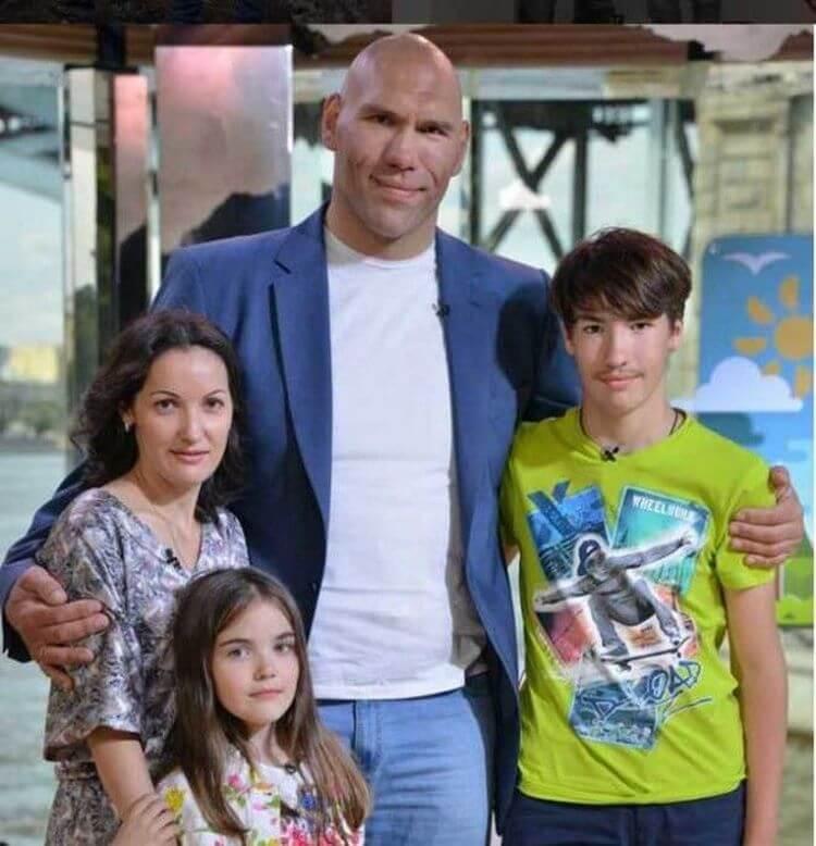 фараона семья николая валуева фото выясним, кто остался