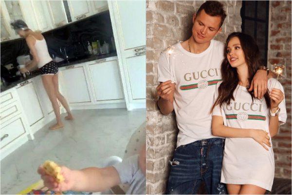 Дмитрий Тарасов вновь опозорил жену интимным кадром