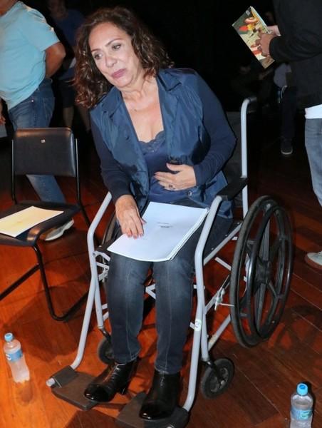 """Назира из """"Клона"""" оказалась в инвалидной коляске после постигшего ее горя"""