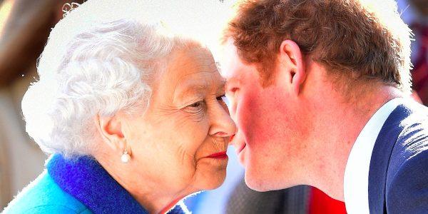 """""""Зовите меня просто Гарри"""" - больше не принц уколол бабушку"""