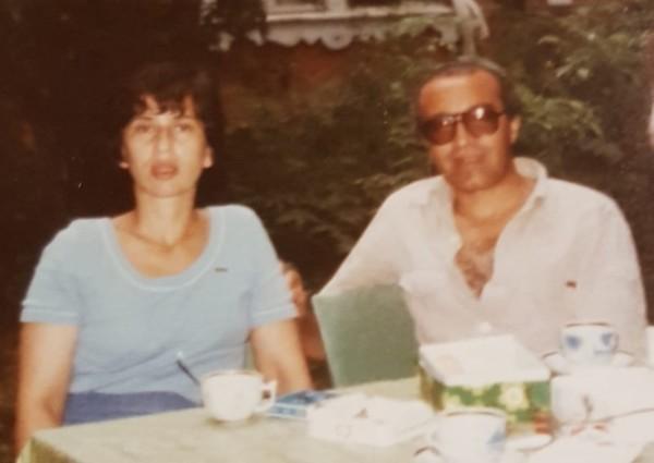Внучка Сталина лишила сына наследства, а ее муж пытался его задушить