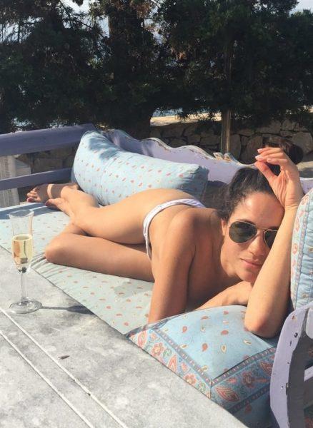 Ким Кардашьян, Меган Маркл и Бейонсе заплатили бы миллионы, чтоб навсегда стереть эти снимки из Сети