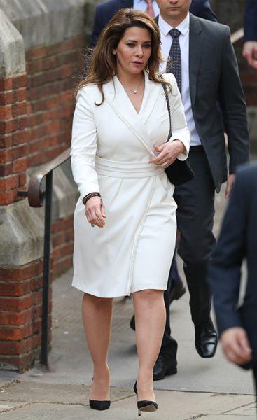 Храбрая принцесса Хайя снова в суде