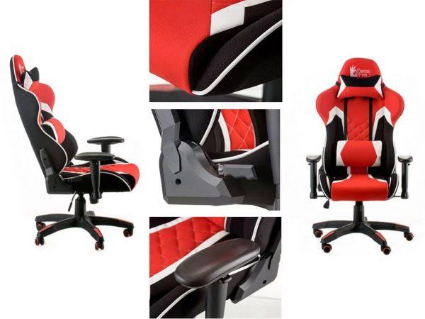 Кресла для геймеров: на страже здоровья