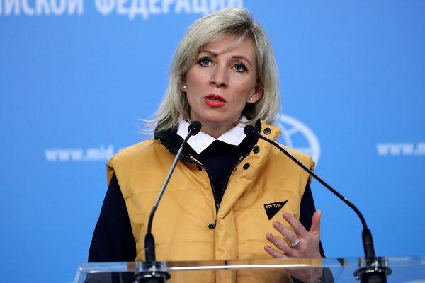 Мария Захарова из МИД призналась, что считает Канделаки умной, а Собчак дурой