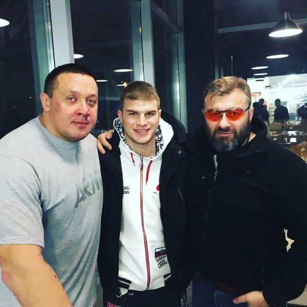 Внебрачный сын Михаила Пореченкова пленил суровым обаянием