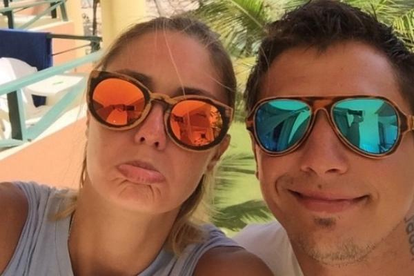 Полчаса назад Павел Прилучный и Агата Муцениеце объявили о разводе