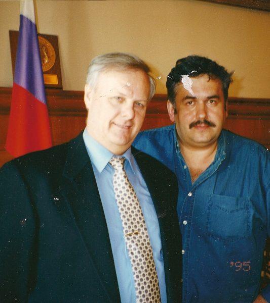 Садальский рассказал, как 20 лет назад подрался на похоронах Анатолия Собчака
