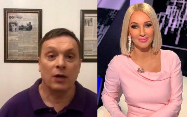 """Андрей Разин о Кудрявцевой: """"Я давно говорил - уберите эту проститутку!"""""""