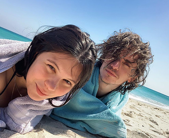 Снимки влюбленного Сергея Полунина мотивируют отправиться к океану прямо сейчас