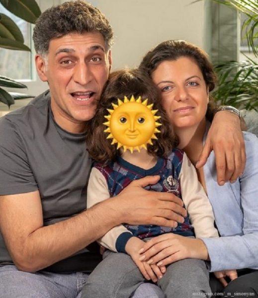 Маргарита Симоньян сообщила, что потеряла ребенка