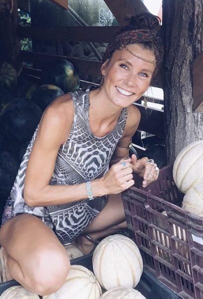 Софи Патрик прожила год без воды лишь на одних соках - Посмотрите на результат