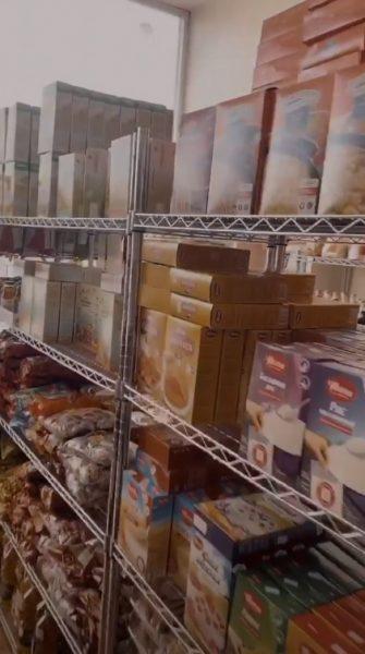 Пустые полки в американских супермаркетах - Анастасия Шубская приехала покупать гречку в русский магазин