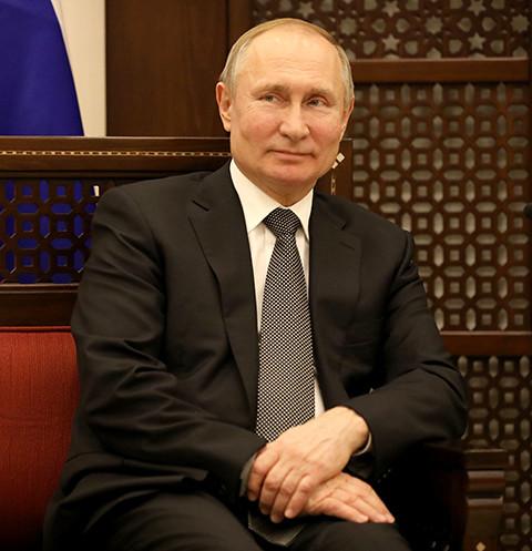 """Путин ответил Галкину: """"Человек, у которого нет ни одной должности, может шутить как угодно"""""""