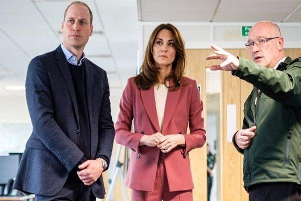Принц Гарри и Меган Маркл в защищенной крепости - Принц Уильям и Кэтрин в гуще коронавируса