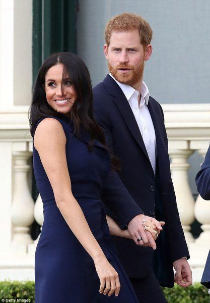 Обдурили всех - принц Гарри и Меган давно в Калифорнии