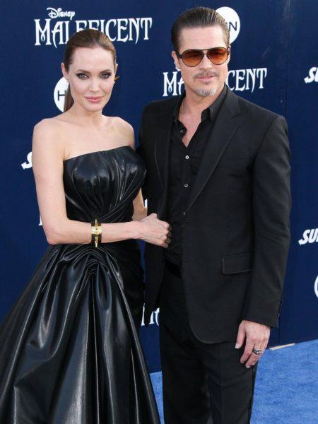 Анджелина Джоли вышла замуж за миллиардера