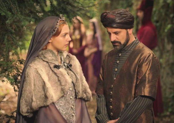 Мерьем Узерли призналась, что была влюблена в Рустема-Пашу