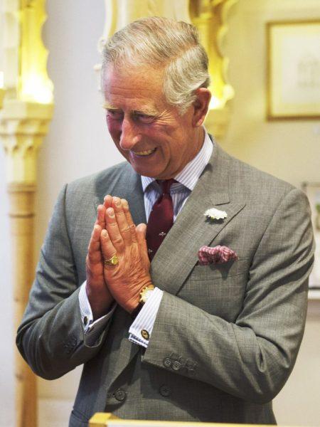 Принц Чарльз встречался с коронавирусным князем Монако Альбером II