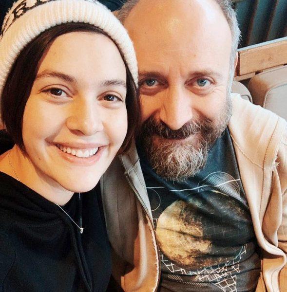 У Халита Эргенча родился второй сын - Сам актер стал копией помудревшего Сулеймана