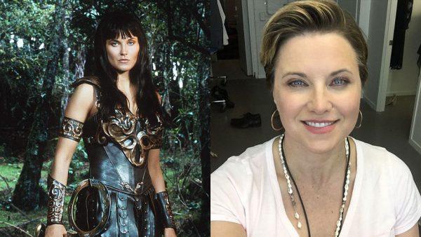 24 года спустя - Как изменились воительница Зена и ее врагиня
