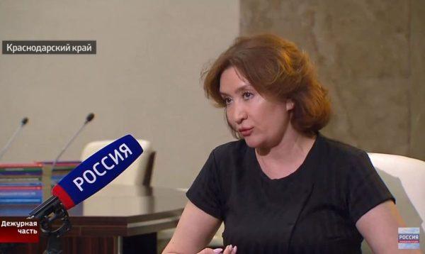 """""""Золотая судья"""" Хахалева попросила Путина заступиться за нее - """"Травят!"""""""