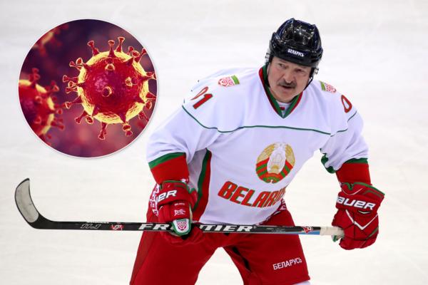 """Чистое от Лукашенко, играющего в хоккей: """"Покажите мне, где здесь вирусы летают"""" (видео)"""
