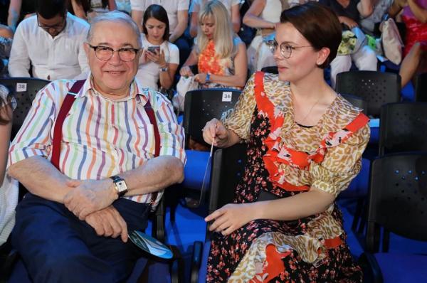 Евгений Петросян и Татьяна Брухунова стали родителями