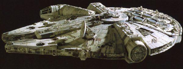 Самый большой Корабль «Сокол тысячелетия». Рождение и жизнь