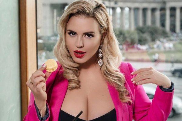Анна Семенович не намерена связывать жизнь с бедняком (зарплата менее 100 тысяч)