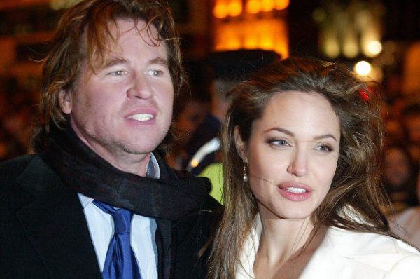 """Бывший любовник Анджелины Джоли: """"Я не мог дождаться, чтоб поцеловать ее"""""""