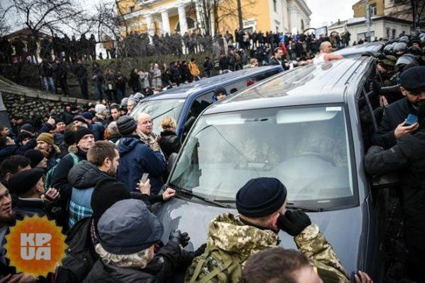 Признание профессионализма - Зеленский предложил Саакашвили пост вице-премьера Украины