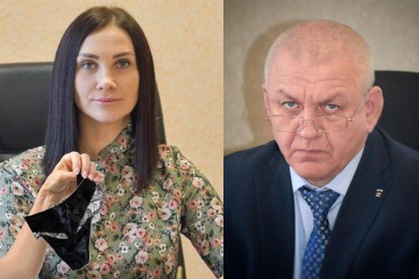 """Мэр Южно-Курильска, прославившийся петтингом во время совещания: """"Романа между нами нет"""""""