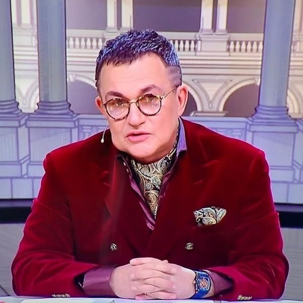"""Дебют Диброва в """"Модном приговоре"""" расстроил зрителей"""