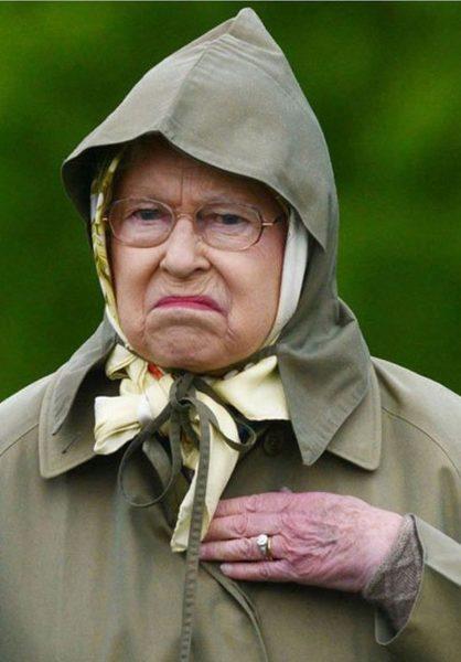 Королеве Елизавете сегодня 94 - Как Ее величество отмечает праздник (забавные снимки)