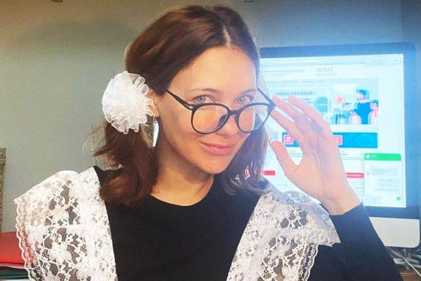"""""""Катька в школьной форме"""" - Недореализованные фантазии Екатерины Климовой"""
