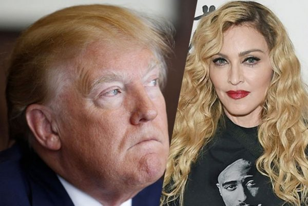 Мадонну обвиняют в похищении Джигана - Трамп начал масштабную операцию по аресту поедателей детей