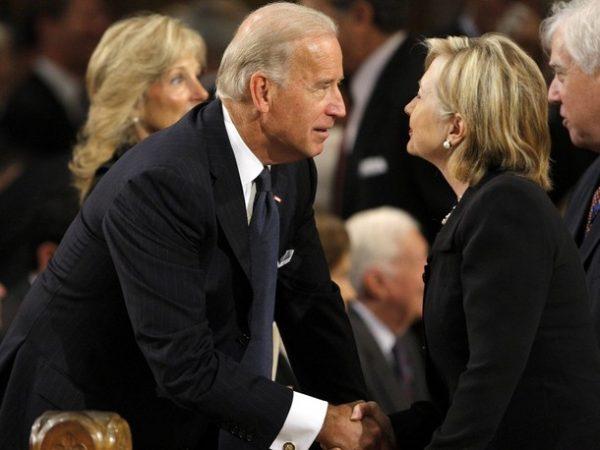 Клинтон оказала Байдену медвежью услугу