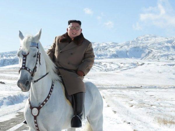Ким Чен Ын скорее отбыл в мир иной, чем жив - Улетел, потешив свой марсианский зад