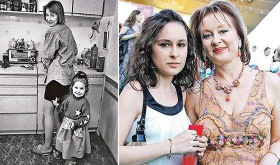 Единственная дочка Ларисы Удовиченко беременна от итальянца (который потчует свою кошку косяком)