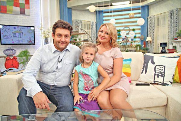 У Михаила Полицеймако родился четвертый ребенок