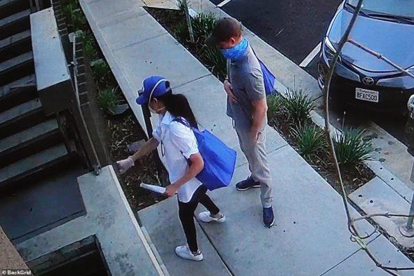 Гарун аль-Рашид в городе - Меган и принц Гарри разносят еду в Лос-Анджелесе (фото и видео)