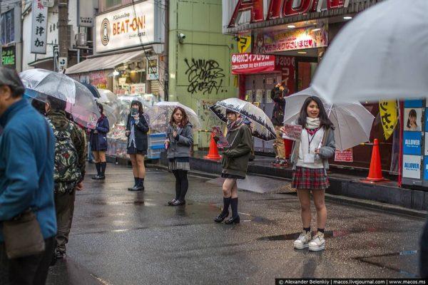 Япония хочет помочь своим проституткам в период пандемийной безработицы