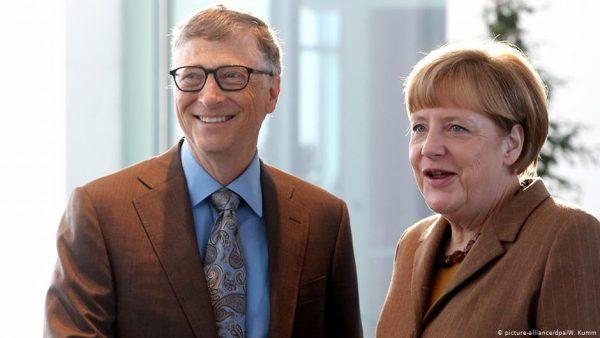 """""""Пора судить Меркель с Биллом Гейтсом"""" - Немецкий журналист призывает выйти на улицы"""